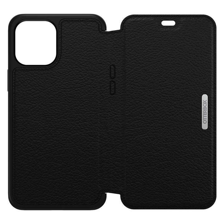 OtterBox Symmetry Leather Folio Series SHADOW  iPhone 12 Pro Max_0