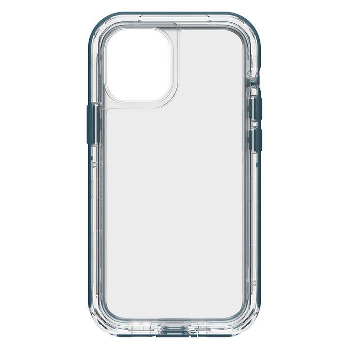 LIFEPROOF NEXT Series 防塵・防雪・耐衝撃ケース CLEAR LAKE iPhone 12 mini_0