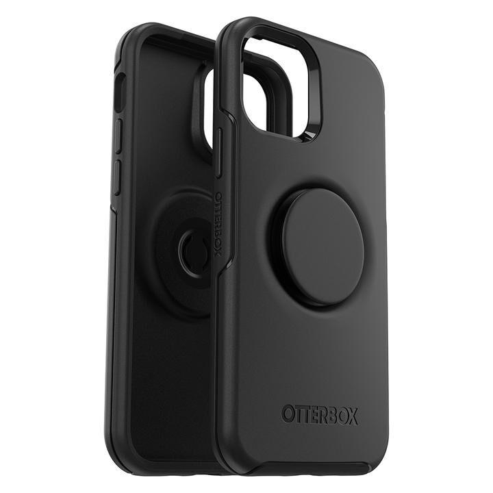 OtterBox Otter + Pop Symmetry Series BLACK  iPhone 12/12 Pro_0