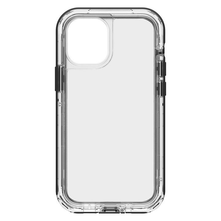 LIFEPROOF NEXT Series 防塵・防雪・耐衝撃ケース BLACK CRYSTAL iPhone 12 mini_0