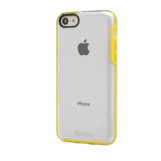 その他のiPhone/iPod ケース Targus Slim View Case  iPhone5c Lite-Yellow