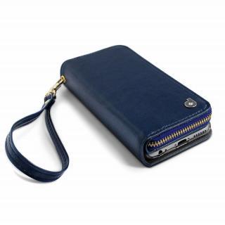 【iPhone6s/6ケース】お財布付き手帳型ケース Zipper ネイビー iPhone 6s/6ケース_1
