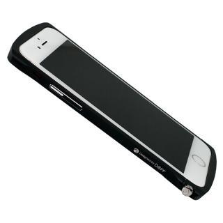 Deff Cleave アルミニウムバンパー Chrono ブラック iPhone 6s/6バンパー