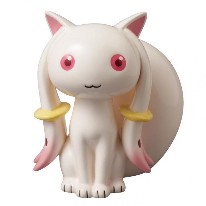 魔法少女まどか☆マギカ 陶器製キュウベえBANK_0