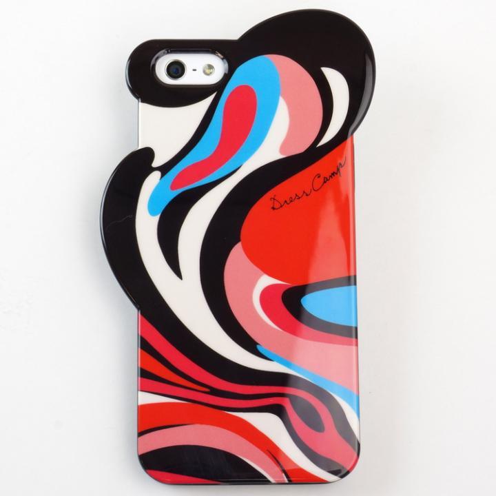 iPhone SE/5s/5 DRESSCAMP iPhone SE/5s/5用ケース ポップアート柄_0