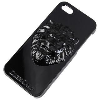 DRESSCAMP iPhone SE/5s/5用ケース ライオン黒