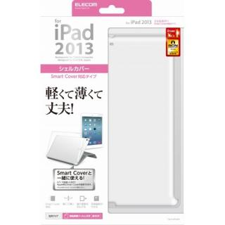 iPad Air/スマートカバー対応シェルカバー/クリア
