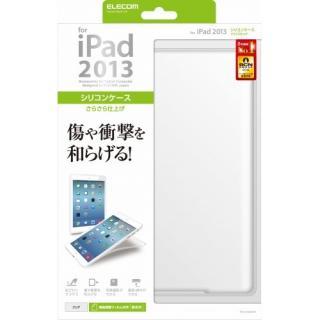 iPad Air/シリコンケース/クリア