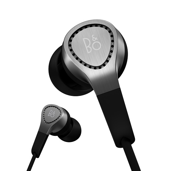 BeoPlay H3 イヤホン シルバー