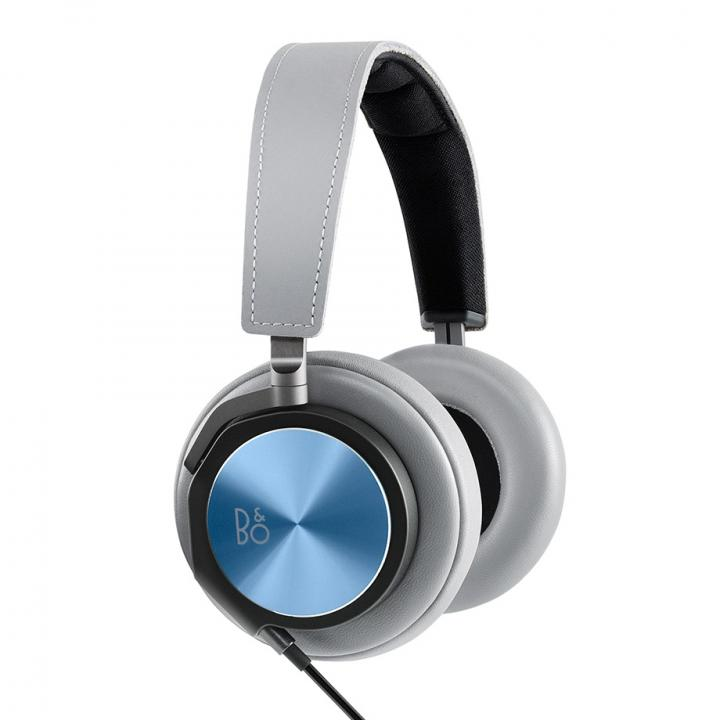 BeoPlay H6 オーバーイヤーヘッドフォン ブルーストーン