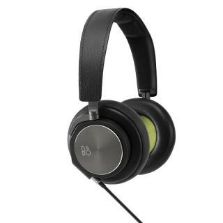BeoPlay H6 オーバーイヤーヘッドフォン ブラックレザー