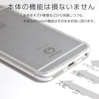 【iPhone6sケース】フルカバー TPU クリアケース iPhone 6s/6_2