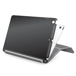 iPad Air/スマートカバー対応シェルカバー/ブラック_1