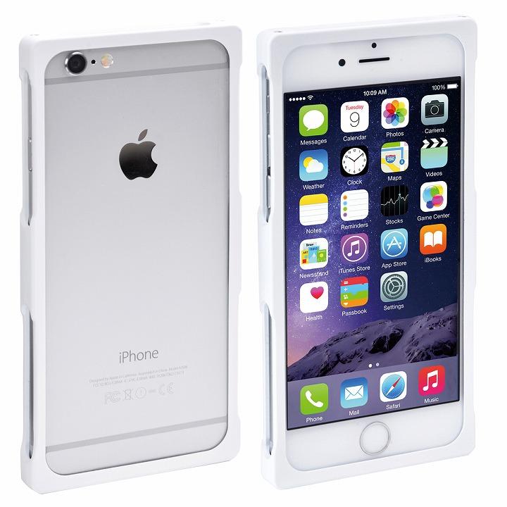 【iPhone6/8/7ケース】RECTA アルミバンパーケース ピュアホワイト iPhone 8/7/6s/6_0