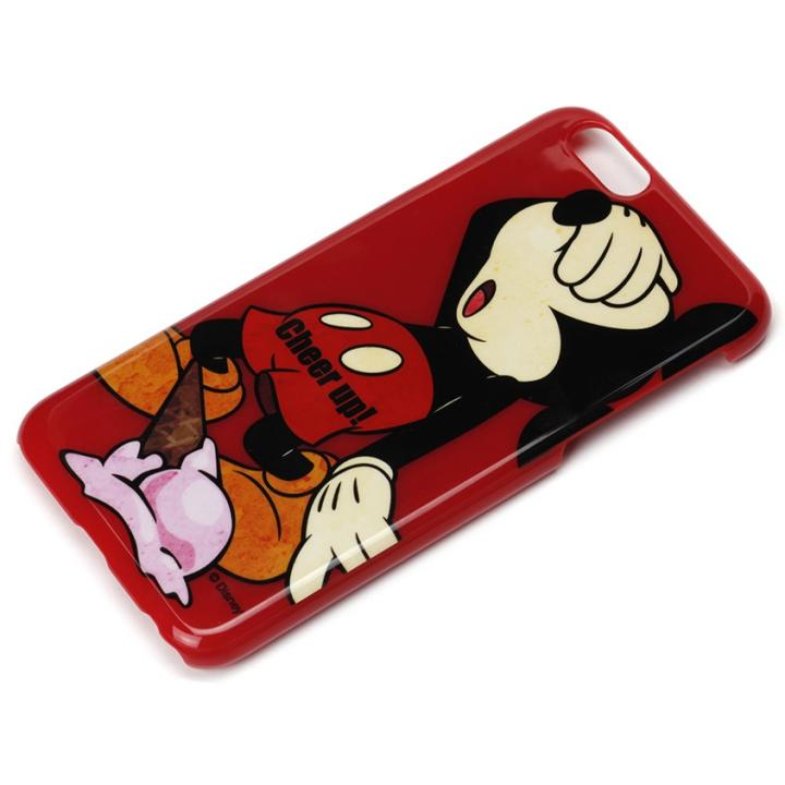 UNISTYLE ディズニーハードケース ミッキーマウス iPhone 6s/6