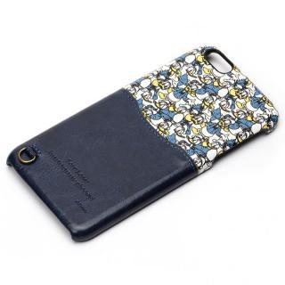 UNISTYLE ディズニーPUレザーケース ポケット付き ドナルドパターン iPhone 6s Plus/6 Plus