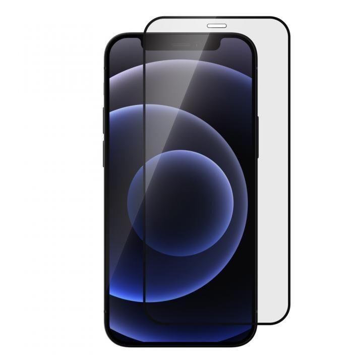 サファイアガラス製フルカバースクリーンプロテクタ iPhone 12 mini_0