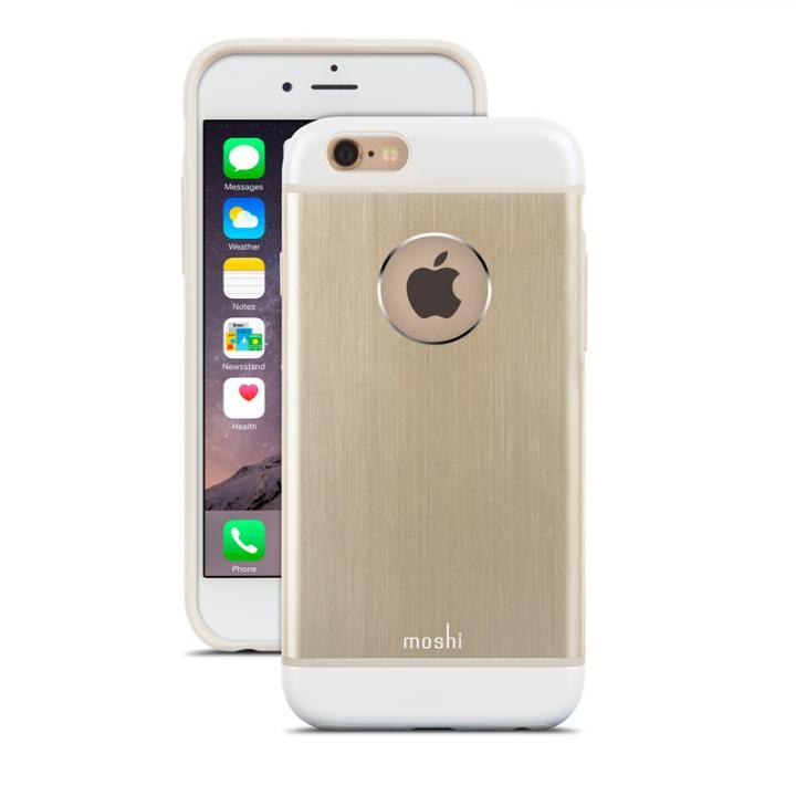 moshi iGlaze Armour ゴールド iPhone 6ケース