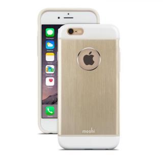 【11月中旬】moshi iGlaze Armour ゴールド iPhone 6ケース