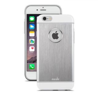 moshi iGlaze Armour シルバー iPhone 6s/6ケース