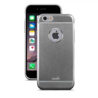 moshi iGlaze Armour グレイ iPhone 6s/6ケース