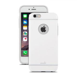 moshi iGlaze ホワイト iPhone 6s/6ケース