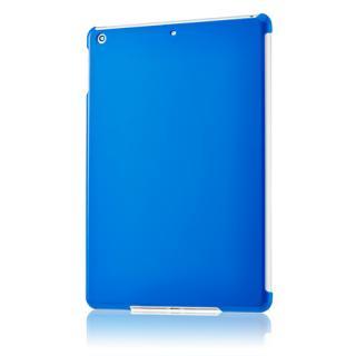 iPad Air用 抗菌スマートバックカバー(スカイブルー)