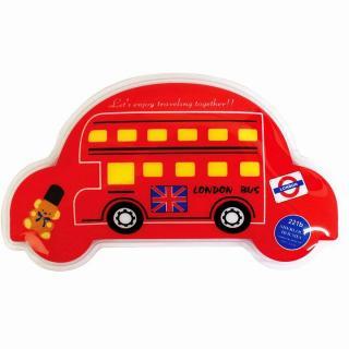 パッチンカイロ ロンドンバス