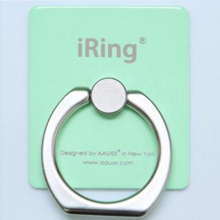 iRing アイリング iPhone落下防止&スタンド (ミント)