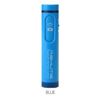 Bluetooth リモコンシャッター 簡単ペアリング AB4 ブルー