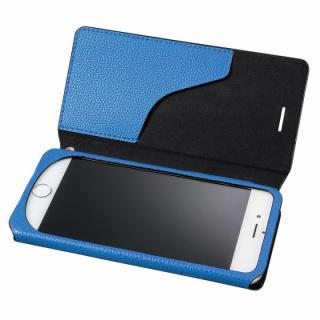 【iPhone6s/6ケース】GRAMAS FEMME バッグタイプPUレザー手帳型ケース Sac ブルー iPhone 6s/6_2