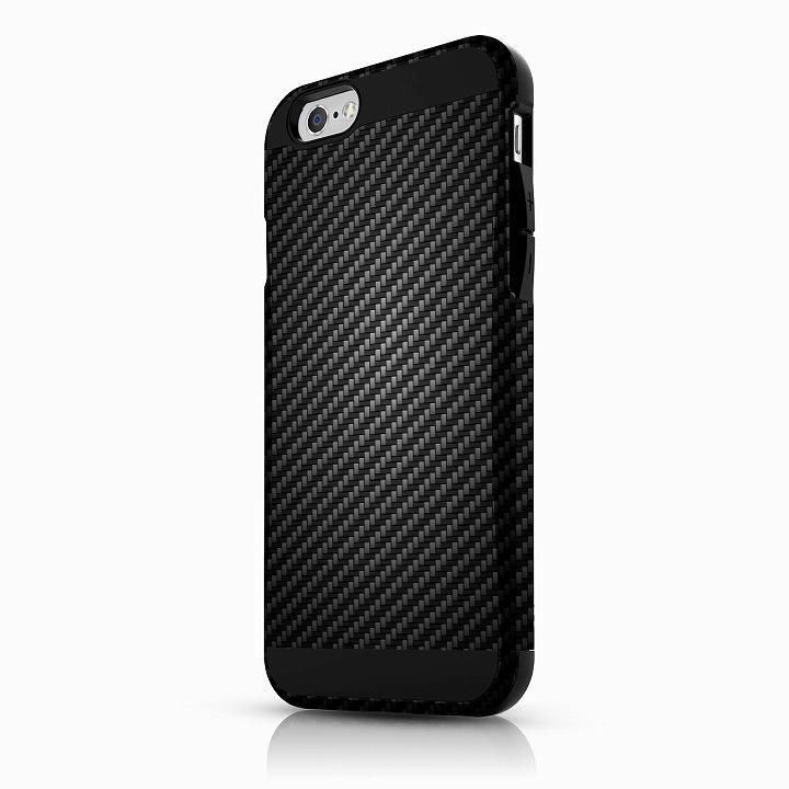 【iPhone6ケース】ITSKINS ハイブリットケース EVO Art カーボン iPhone 6s/6ケース_0