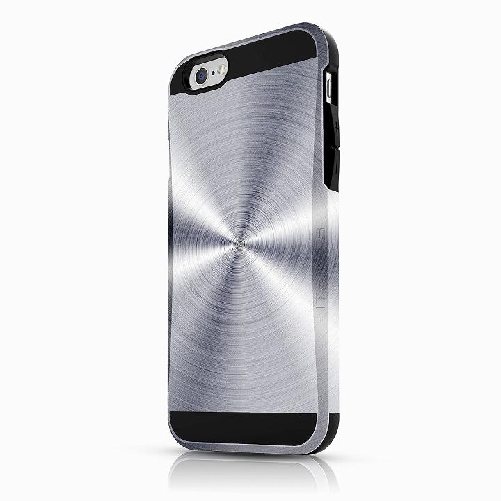 【iPhone6ケース】ITSKINS ハイブリットケース EVO Art ホワイト iPhone 6s/6ケース_0