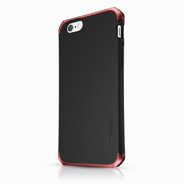 ITSKINS 耐衝撃吸収ケース Nitro ged レッド iPhone 6ケース