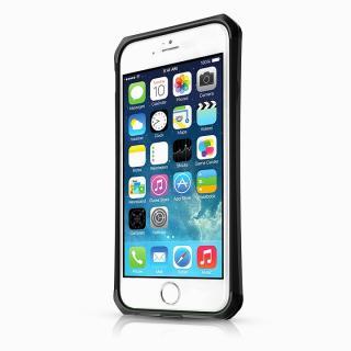 【iPhone6ケース】ITSKINS 耐衝撃吸収ケース Nitro ged ブラック iPhone 6ケース_1