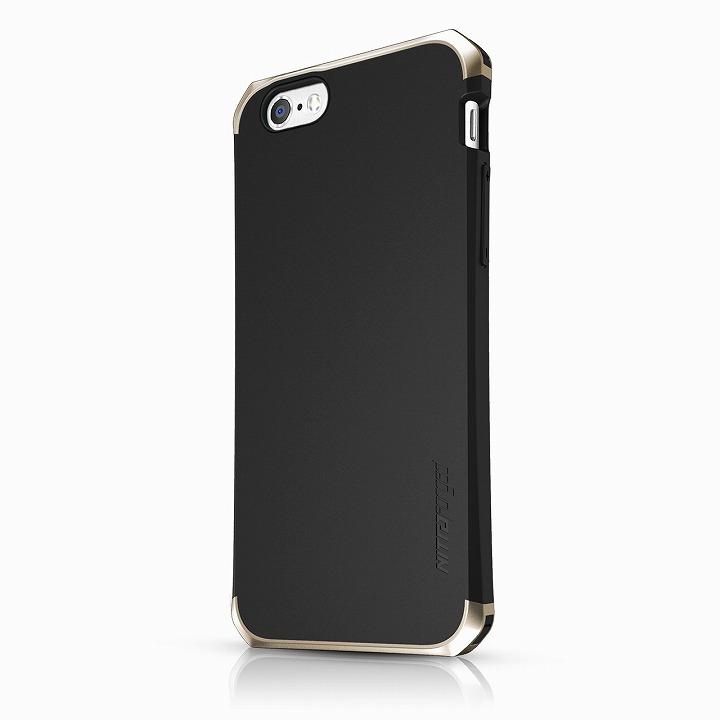 ITSKINS 耐衝撃吸収ケース Nitro ged ゴールド iPhone 6s/6ケース