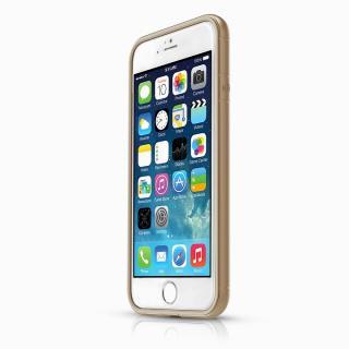 【iPhone6ケース】ITSKINS スペシャルアルミコーティングバンパー Heat ゴールド iPhone 6バンパー_1