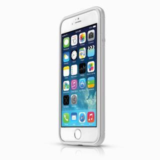 【iPhone6ケース】ITSKINS スペシャルアルミコーティングバンパー Heat シルバー iPhone 6バンパー_1