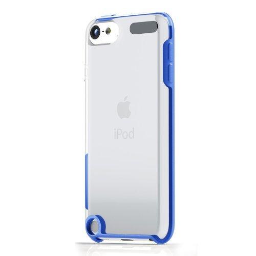 TUNESHELL RubberFrame  iPod touch 5G ブルー_0