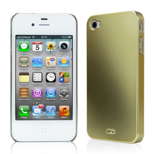 eggshell pearl  iPhone 4s/4 パールゴールド_0