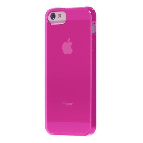 iPhone SE/5s/5 ケース SOFTSHELL  iPhone SE/5s/5 ピンク_0