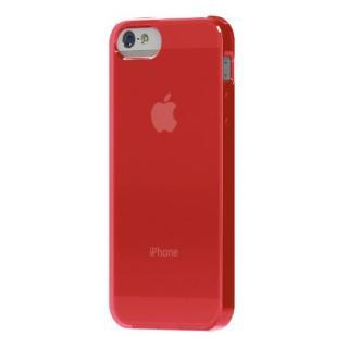 SOFTSHELL  iPhone SE/5s/5 レッド