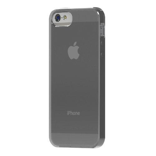 【iPhone SE/5s/5ケース】SOFTSHELL  iPhone SE/5s/5 スモーク_0