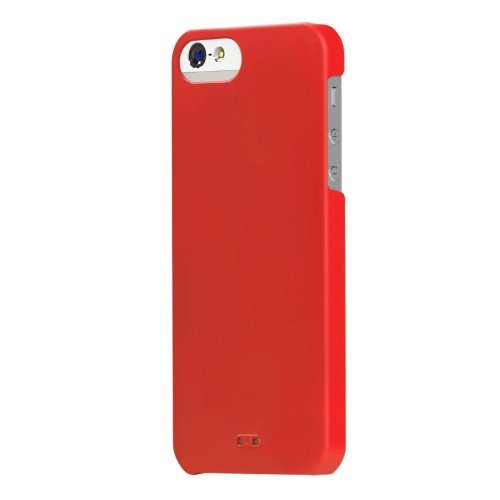 iPhone SE/5s/5 ケース eggshell  iPhone SE/5s/5 レッド_0