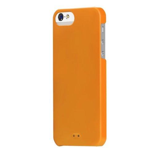 iPhone SE/5s/5 ケース eggshell  iPhone SE/5s/5 オレンジ_0