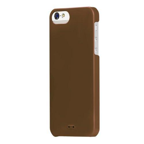 iPhone SE/5s/5 ケース eggshell  iPhone SE/5s/5 ブラウン_0