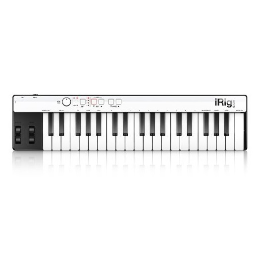 iRig KEYS MIDIコントローラー・キーボード