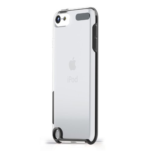 TUNESHELL RubberFrame  iPod touch 5G ブラック_0