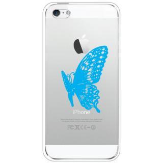 iPhone5 CLEAR DESIGN 156 液晶保護スクリーン付き