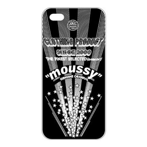 moussy Case  iPhone5(iPhone5/BK)